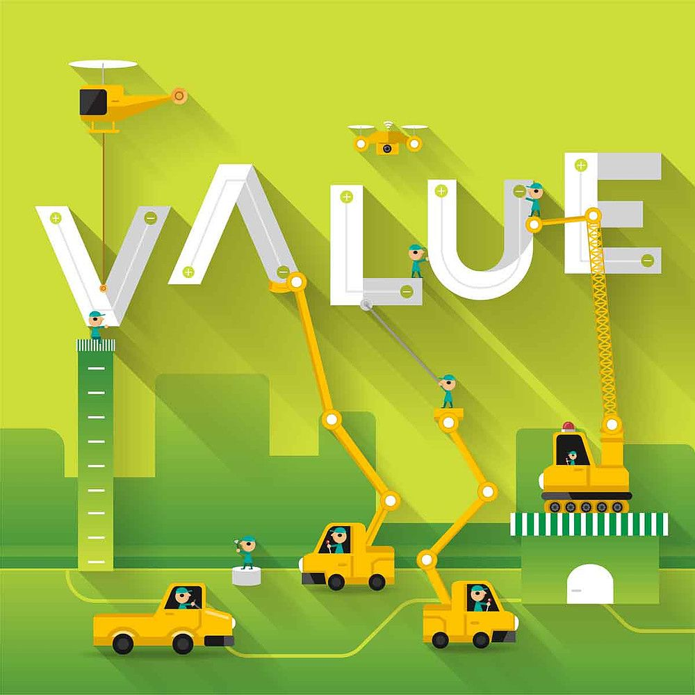 How does value get created?