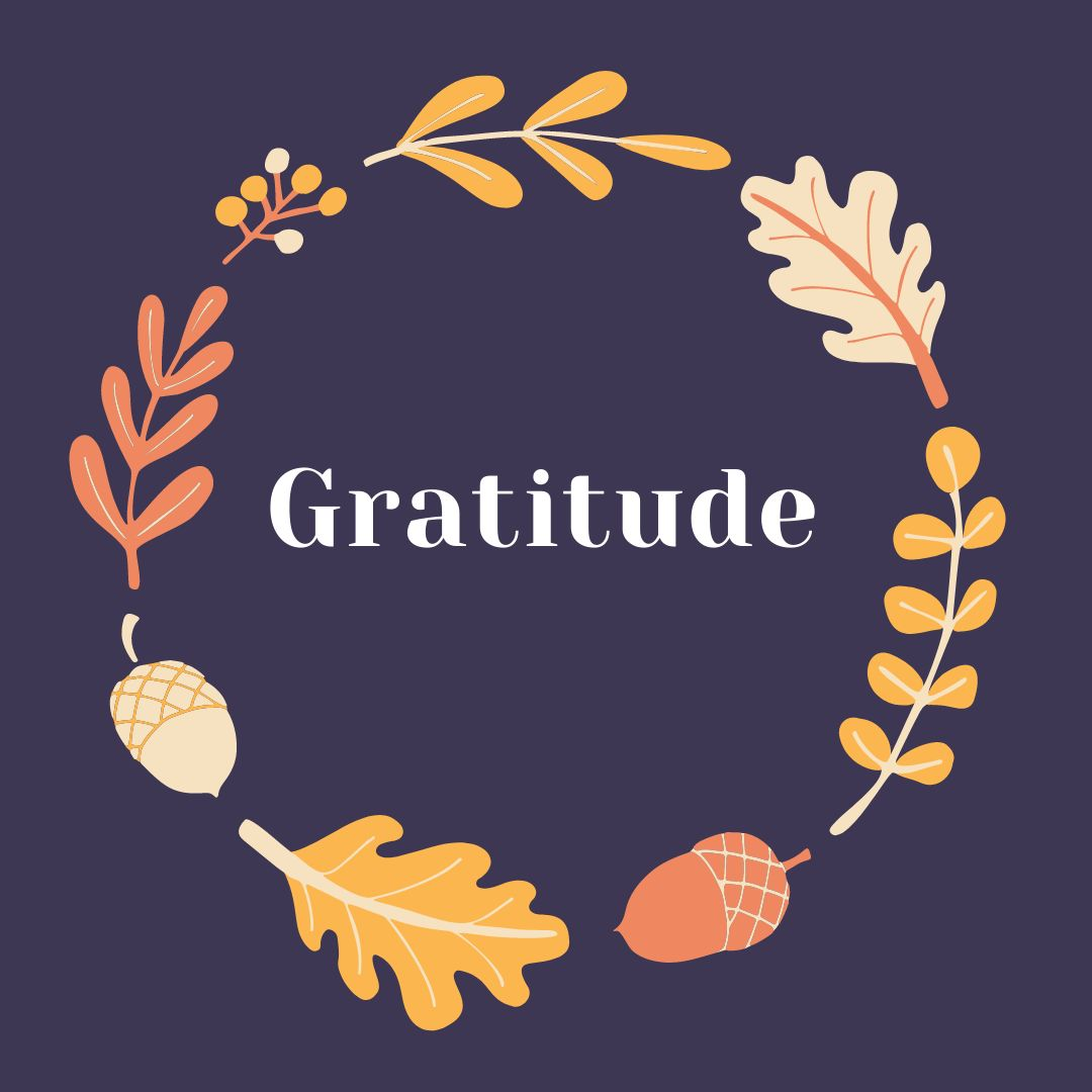"""""""[Gratitude] is not only the greatest of virtues, but the parent of all the others."""""""